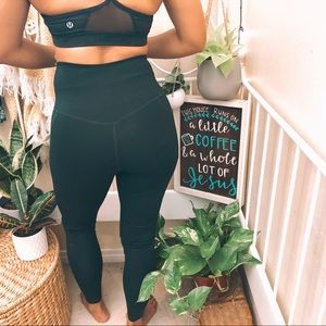 Girlfriend collection high waisted leggings